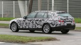 Spionbilder av ny BMW 5-serie