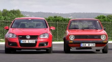 34 r med moro - alt om Golf GTI