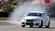 Test Lexus IS-F: Power fra Japan
