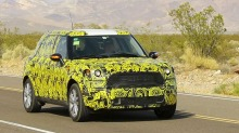 Spionbilder av Mini SUV