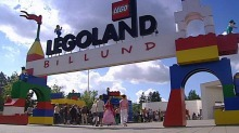 rets nyheter i Legoland