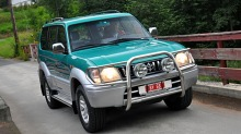 Toyota Landcruiser 1996
