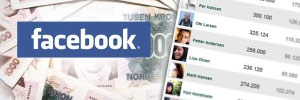 Sjekk dine Facebook-venner i skattelisten