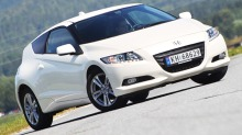 Test: Honda CR-Z Hybrid