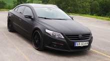 Se Norges lekreste VW Passat CC