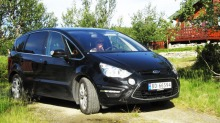 Minitest: Ford S-Max 2,0 TDCi Powershift