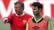 Giggs og Ferguson best i Premier League