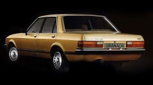 Klassiker: Ford Granada i to generasjoner
