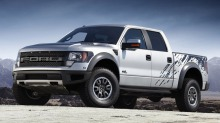 Offroad: Ford F-150 SVT Raptor SuperCrew