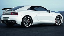 Audi feirer 30-rsdag med Quattro Concept