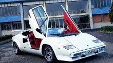 Lamborghini Countach - bruktbil til én million