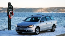 VW Passat 2011:
