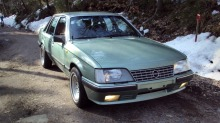 BILEN MIN: Peters Opel Senator 3.0E