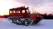 Snow Trac: Det kaller vi offroader!