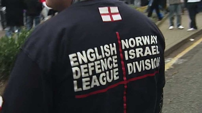 Norwegian Defence League har ftt beskjed fra moderorganisasjonen English Defence League om at samarbeidet er brutt.