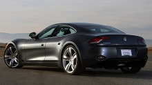 Fisker Karma: N er produksjonen i gang - i Finland!