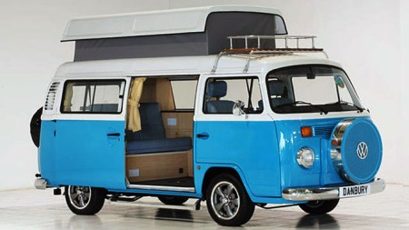 VW T2 Camper: