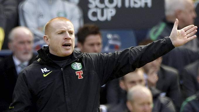 Celtic-manager Neil Lennon.