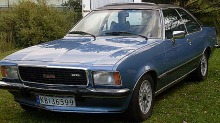 Opel Commodore GS/E: 70-tallets drmme-coup