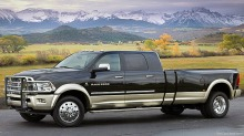 Dodge Ram Long-Hauler: Nr du trodde en pickup ikke kunne bli strre...