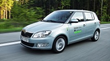 Skoda Fabia 1,2 TDI: Kjrte over 200 mil p en tank diesel