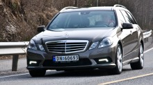 Mercedes E250 CDI 4M