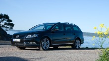VW Passat 2,0 TDI 4Motion