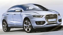 Audi Q4 - for deg som synes Q5 blir for traust