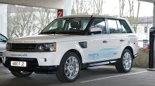 Range Rover: Hybrid-versjon i rute til 2013 eller 2014