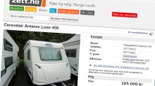 Campinglykke til 100 000 kroner