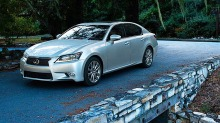 2012 GS: Dristigere fra Lexus