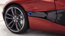 Rimac Concept One: Denne har FIRE motorer