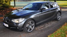 NYBILTEST: BMW 116d
