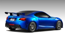 Subaru BRZ STI: Subaru p rett vei