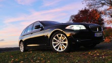 NYBILTEST: BMW 525 D xDrive