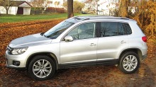 Test: Volkswagen Tiguan 2011: En ekte folke-vogn