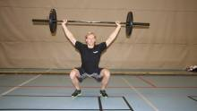 Er du sterk nok for crossfit?