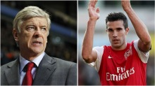 Arsne Wenger bekrefter: - Jeg vil beholde van Persie