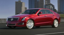 Cadillac ATS: Velger du denne fremfor BMW?