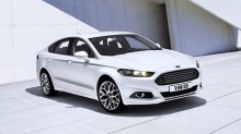 Ford Mondeo 2013: Se de frste bildene