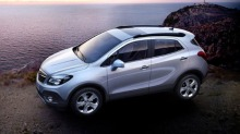 Opel Mokka: Overrasker med ny liten-SUV
