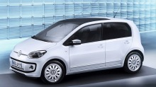 VW Up: Nybil til under 125.000 kroner
