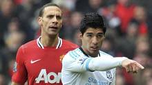 Ferdinand:  Har mistet all respekt for Surez