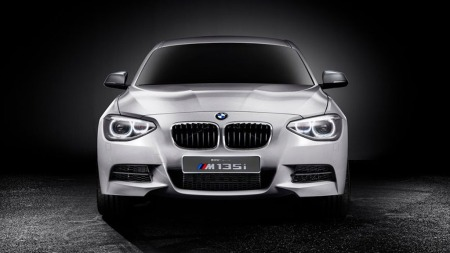 BMW M135i Concept.