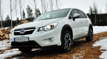 TEST: Subaru XV 2.0 D 109 hk
