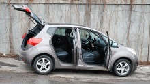 Test Kia Venga 1,4 CRDi: En liten plassmester