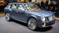 Bentley EXP 9: Over 2000 har bestilt