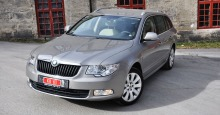 Test Skoda Superb 3.6 V6: Ulv i Skoda-klr