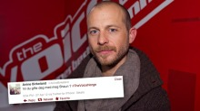 The Voice-Shaun blir fridd til p Twitter