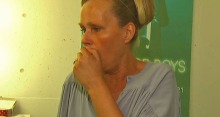 Dorthe Skappel mistet stemmen dagen fr Gullruten